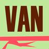 Ontwerp logo van Jetje vector illustratie retro taarten bakker pastel kleuren Hilda Groenesteyn studio Hille