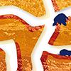 Illustratie vector Fries Volksverhaal Mollefanger Deagraver Winnaar schrijvers wedstrijd Aant-Jelle Soepboer Friesch Dagblad it Skriuwersboun