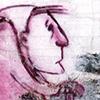 Illustratie Collage De Koningsdochter Dam Jaarsma Mearkes ut e Walden Sprookjes uit de Friese Wouden Eastermar Meertens Boek tekening schildering plakband Hilda Groenesteyn Peter Boersma Bornmeer