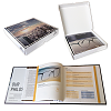Ontwerp Opmaak Rodenstock Glas Catalogus Guide Presentatie Doos Box Multi Map Tabbladen Tabellen DTP Brillen Hilda Groenesteyn studio Hille