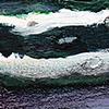 Illustratie voor De GFR van Roald Dahl The BFG Snozzcumbers Snoaskommers Acrylverf en krijt Reuzenland Sofie Tekening Hilda Groenesteyn studio Hille Regaad Martsje de Jong