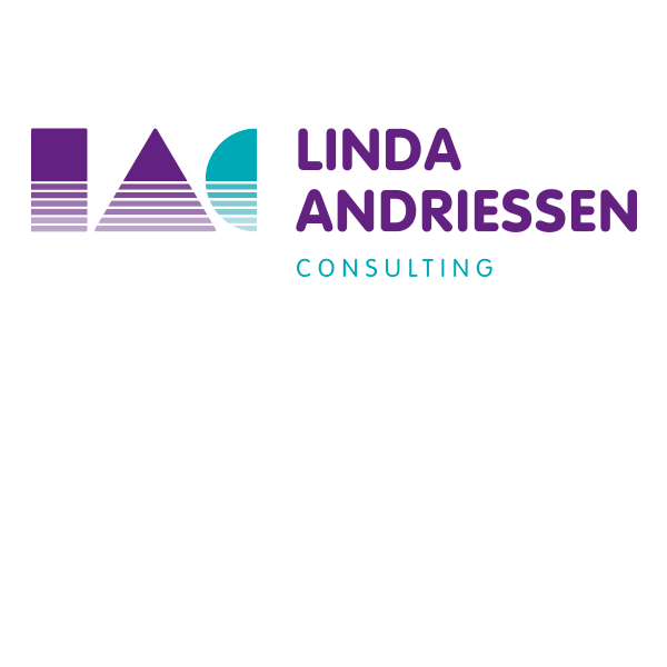 studio Hille Hilda Groenesteyn logo ontwerp LAC Linda Andriessen consulting KPN Technology Process People Paars Turquoise studiohille HCG Groningen Brand Design