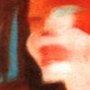 Schilderij Acryl Canvas Strand Vrouw Bikini Kleurrijk
