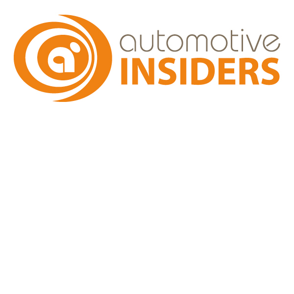 logo automotive insiders vector oranje ontwerp communicatie autobranche social media societeit