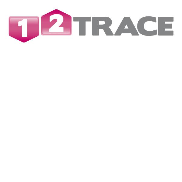 logo 12 trace geolocker track en trace vector ontwerp weet waar het is Liemo electronics gps volgsysteem hightech