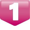 logo 12 trace geolocker track en trace vector ontwerp
